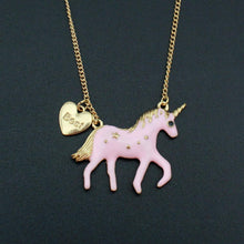 Neckless - Pink Unicorn Neckless