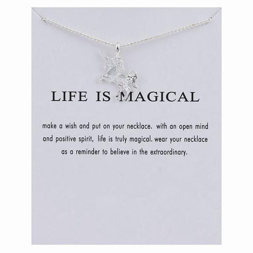 Pendant - Magical Unicorn Necklaces