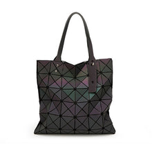 New Diamond Hologram Handbags 4 colors