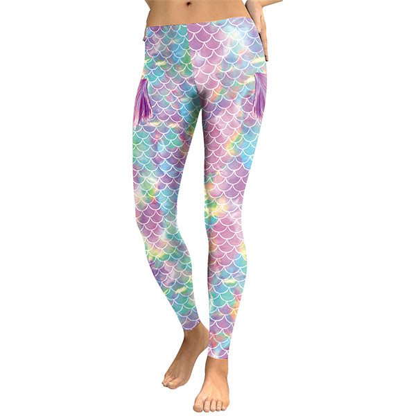 Magic Mermaid Legging