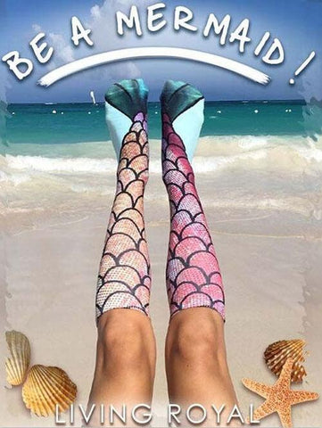 Socks - Magic Mermaid Socks