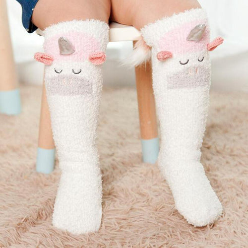 Socks - Unicorn Knee Socks