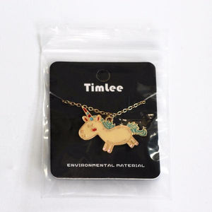 Unicorn - Cute Neckless