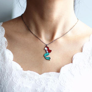 Unicorn - Cute Neckless - Mermaid