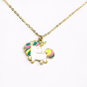 Unicorn - Cute Neckless - Unicorn