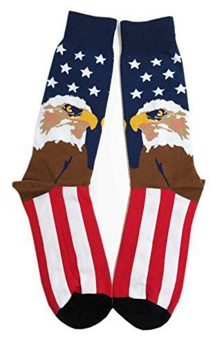 Aesthetinc Men Patriotic-Socks-Balabe