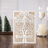 Tree Invitations Cards