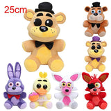 25cm Plush Five Nights At Freddy's Doll Toys-Balabe