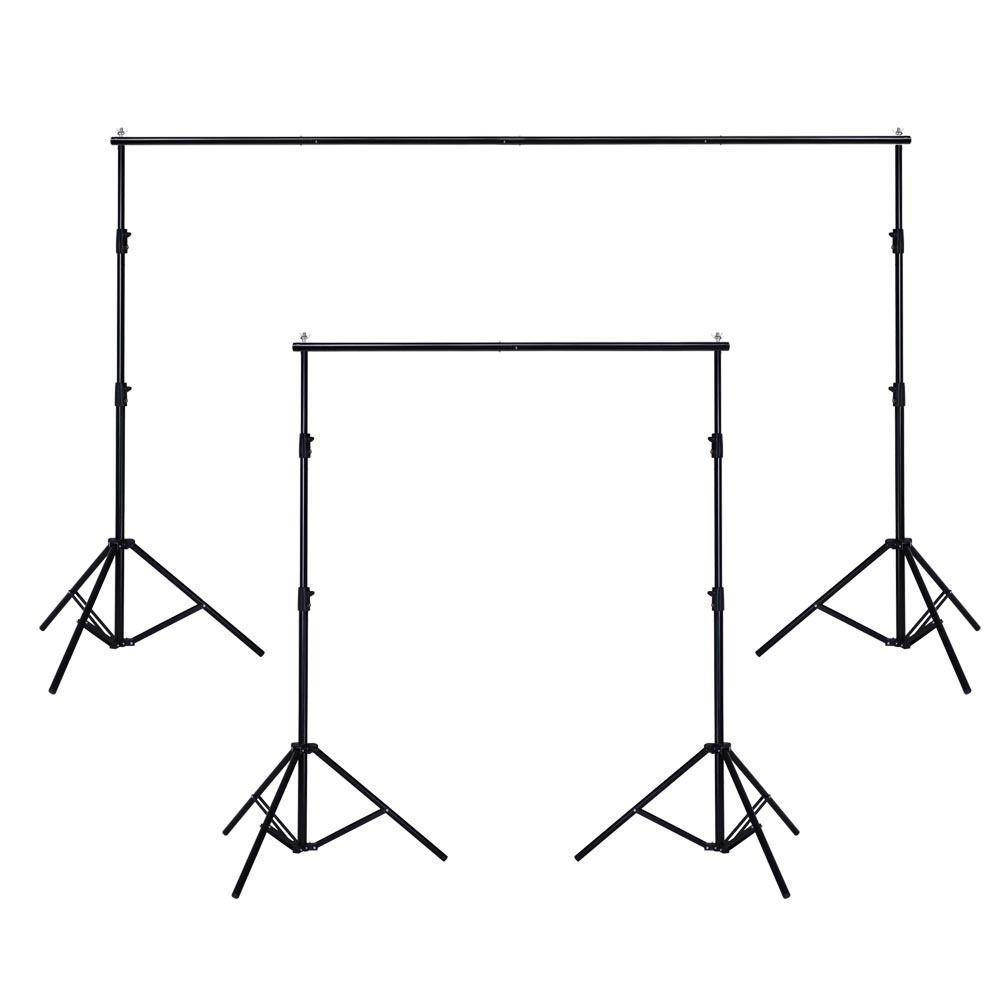 10Ft Adjustable Background Support Stand Photo-Support Stand-Balabe