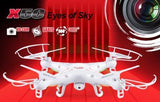 RC Mode 2 With HD Camera LCD RTF-Drone HD Camera-Balabe