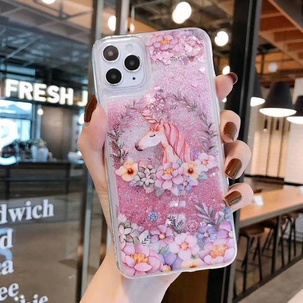 Bexflove Unicorn iPhone Case - Youzhop Fashion Boutique