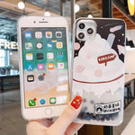 Bexflove Milk Tea iPhone Case - Youzhop Fashion Boutique