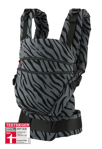 COMING SOON! manduca XT Pure Cotton LIMITED EDITION Zebra - January 10th
