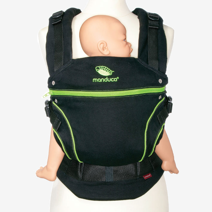 manduca blackline carrier - green