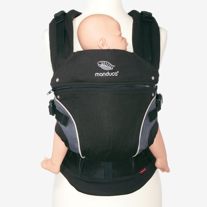manduca classic carrier - black