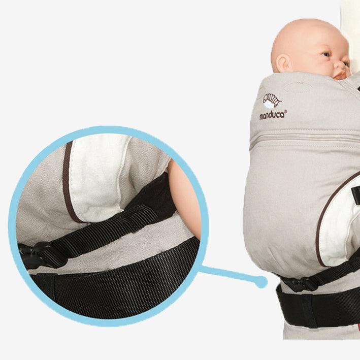 baby carrier size adjuster