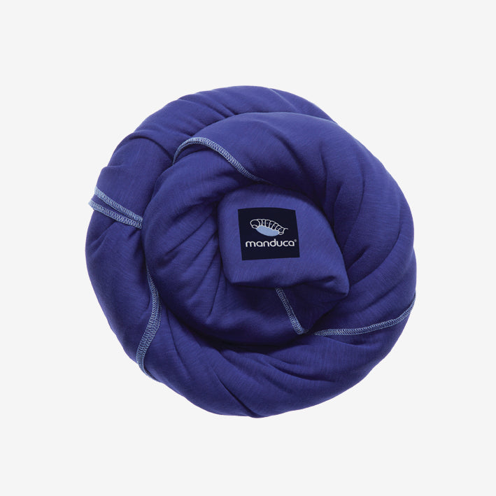 manduca sling - royal blue