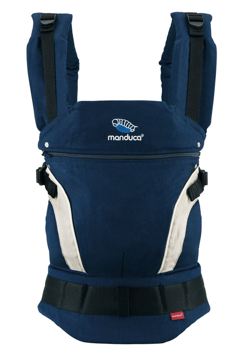 manduca first hemp/cotton carrier - navy - back in stock Sep 30th