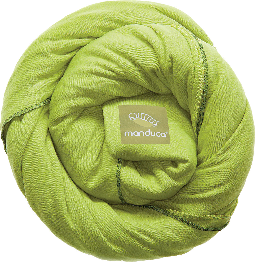 manduca sling - lime