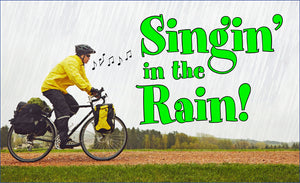 Advanced Cycle Shells - Singin' in the Rain!