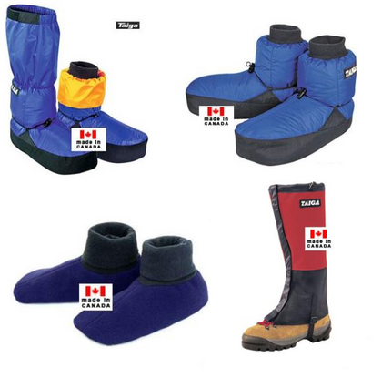 Gaiters & Booties