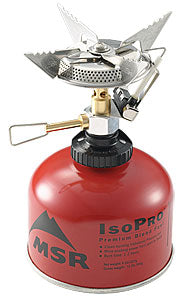 MSR® Superfly Stove with Autostart - Taiga Works