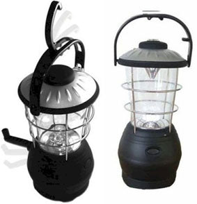 LED Crank Up Lantern - Taiga Works