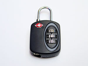 Travel Combination Lock - Taiga Works