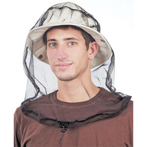 Micro Mosquito Head Net (#3167) - Taiga Works