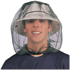 Pocket Mosquito Head Net (#3165) - Taiga Works