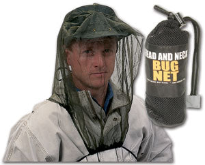 Mosquito Head & Neck Net