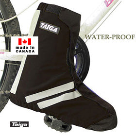 Dry-Foot Cycle Gaiters - Taiga Works