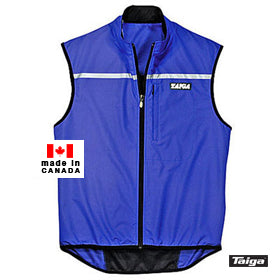 Cycle Vest - Wind and Water Repellent Vest