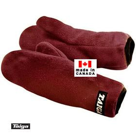Polartec® Fleece Mitts - Taiga Works