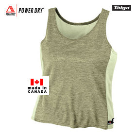 Power Dry® Sleeveless Shirt (Women's) - Taiga Works