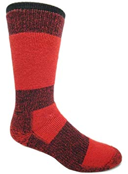 J.B. Field's Icelandic 30 Below Knee-High Winter Socks - Taiga Works