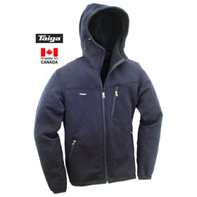 Power Stretch® Pro-200 Hooded Jacket - Taiga Works