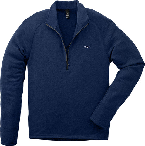 Merino-260 Zip Pullover (Men's) - Taiga Works