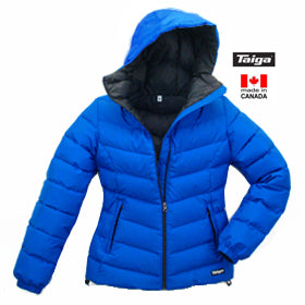 SEYMOUR Down Jacket 850 - Taiga Works
