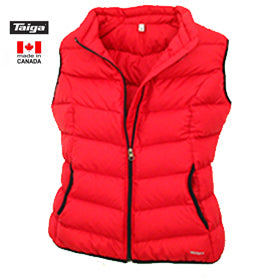 CYPRESS Down Vest 'Reg.' - Taiga Works