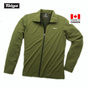 Power Dry® Full-Zip Shirt (Men's) - Taiga Works
