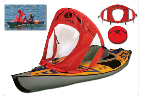 RapidUp Sail for Advanced Elements Kayaks - Taiga Works