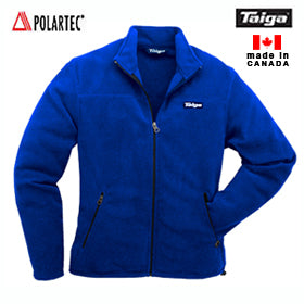 Microfleece Jacket (Men's) - Taiga Works