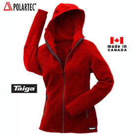 Microfleece Hooded Jacket (Women's)