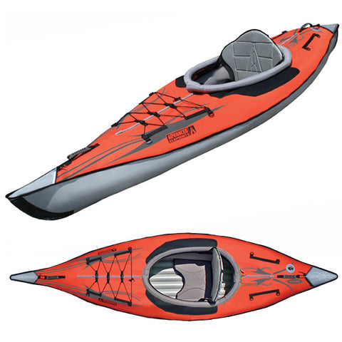Advanced Elements 1012 Advanced Frame Kayak - Taiga Works