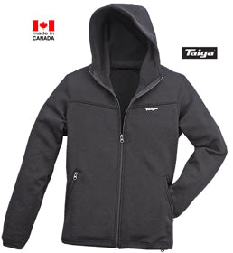 'Super Hoodie' Power Stretch® 100 Hooded Jacket - Taiga Works