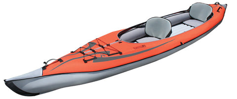 AdvancedFrame® Convertible Kayak (AE1007-R) - Taiga Works