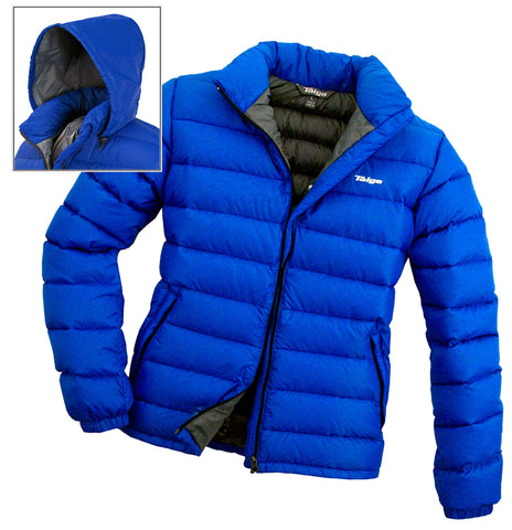 CHALLENGER Down Jacket (Shell Hood)
