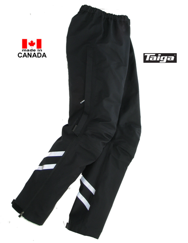 VELO PANTS PRO with full length zipper - Taiga Works