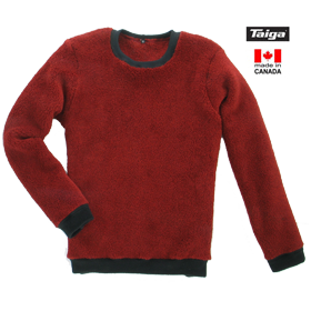 Polartec® Thermal Pro® 200 Sweater (Men's) - Taiga Works
